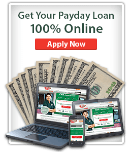 Get Your Payday Loan 100% Online