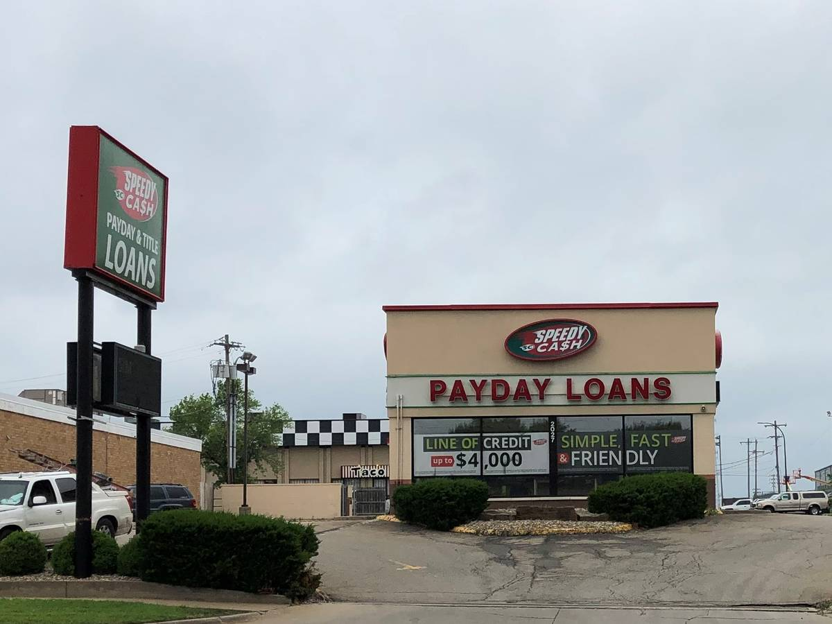 Speedy Cash on Fairlawn in Topeka