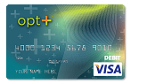 Monthly Prepaid Debit Card