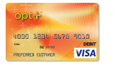 Pay As You Go Prepaid Debit Card
