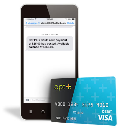 have all or some of your paycheck deposited directly to your opt card to sign up for direct deposit login to your online account click here to download - Prepaid Cards With Mobile Deposit