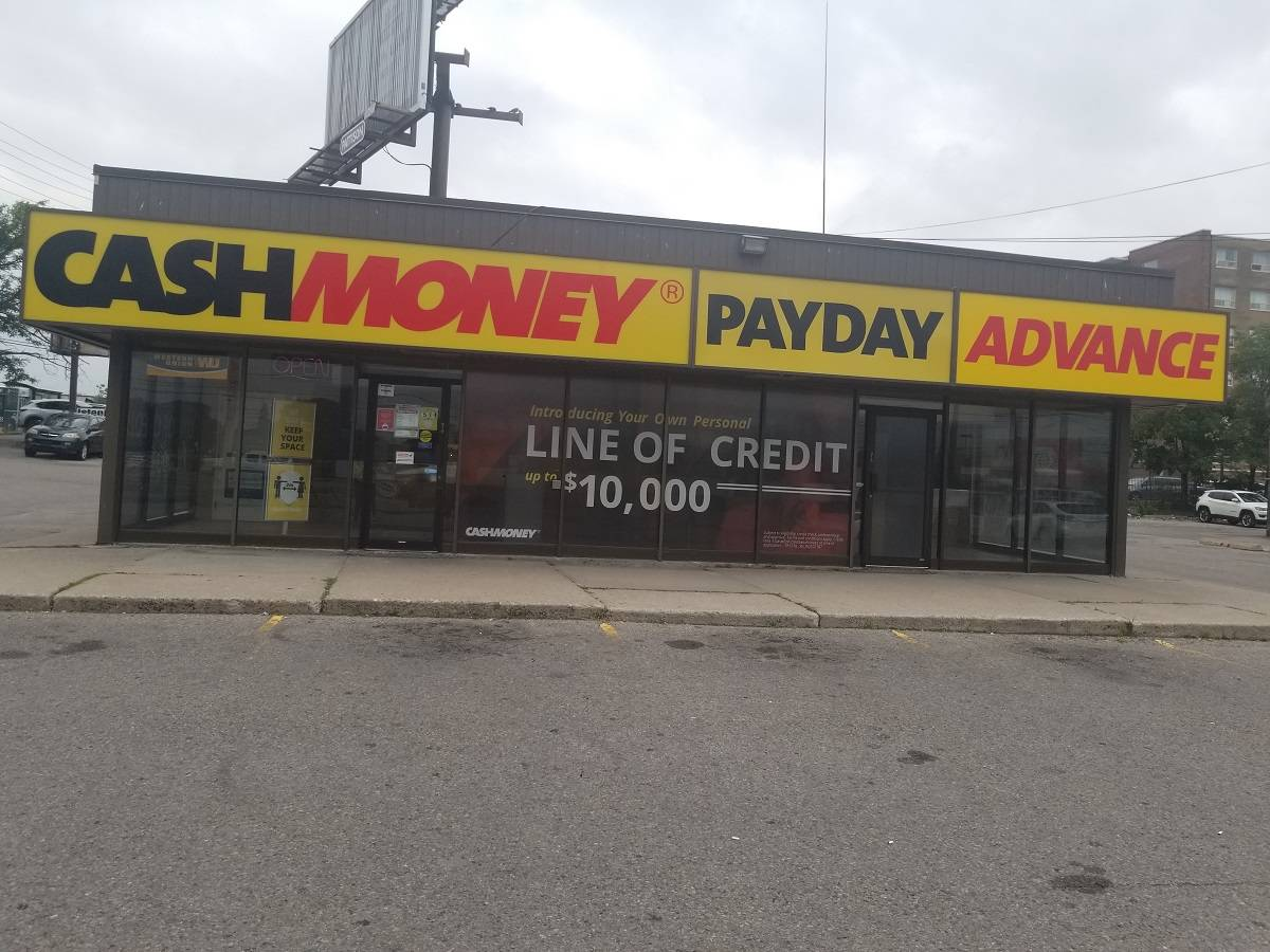 Cash Money Store at 2280 Islington Ave