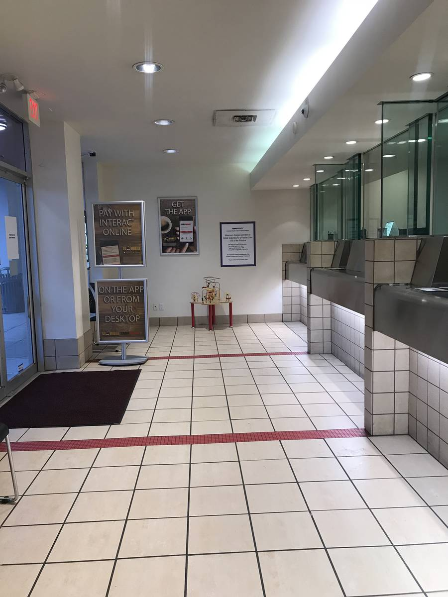 Cash Money store at 10556 King George Blvd #33 Surrey, BC V3T 2X3