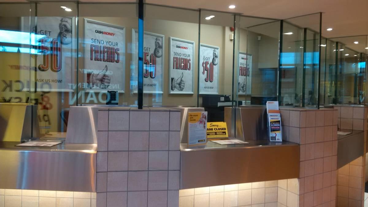 Cash Money store at 451 Paul St Dieppe, NB E1A 6W8