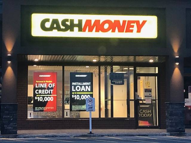 Cash Money store at 5010 4th St NE Unit 18