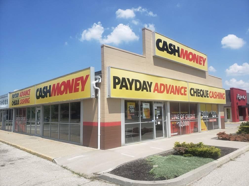 Cash Money Store in Sarnia