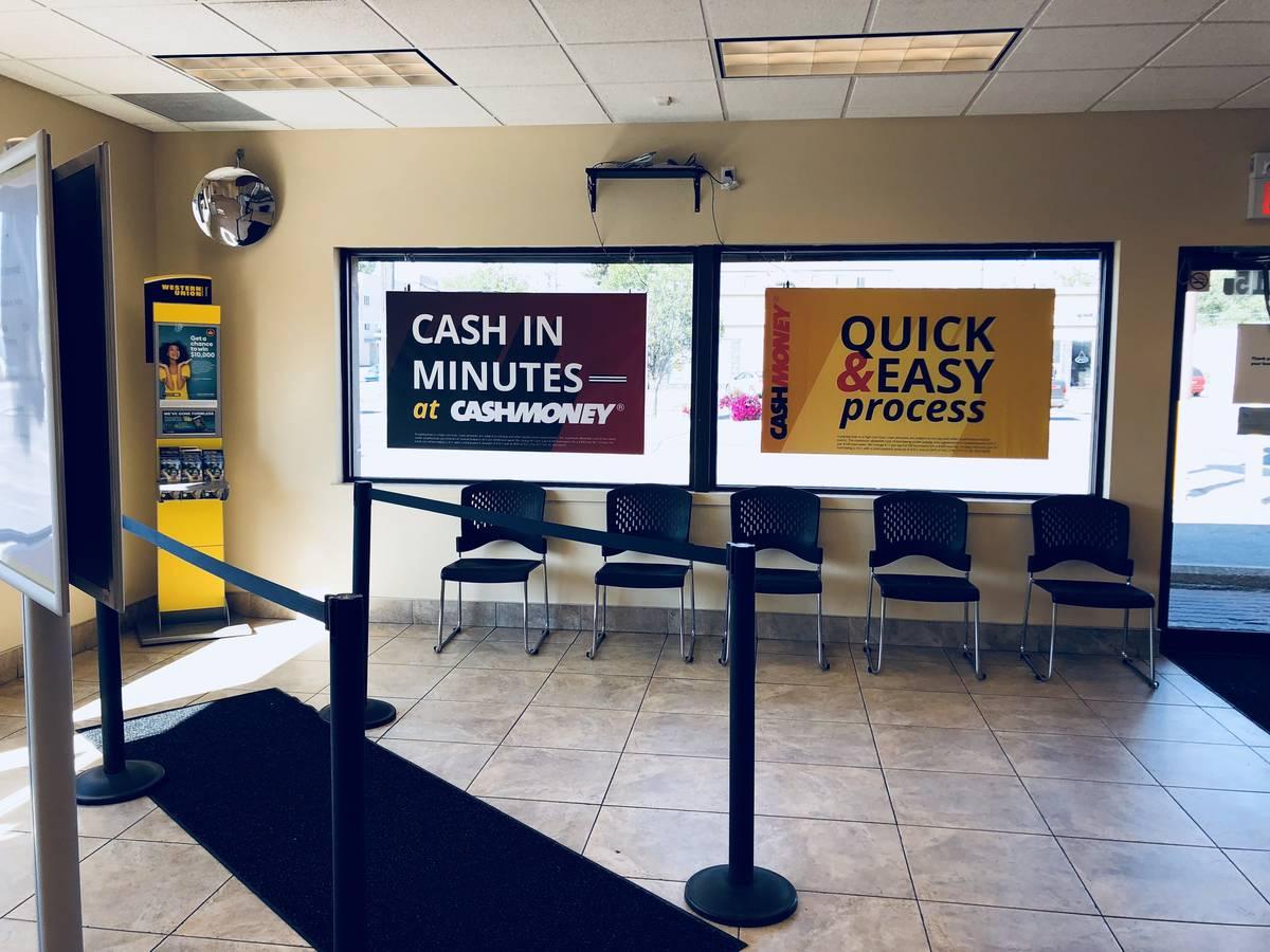 Cash Money store at 2115 22nd St W Saskatoon, SK S7M 0V2
