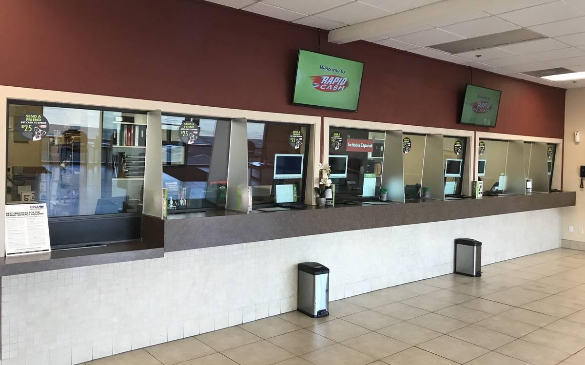 Rapid Cash lobby