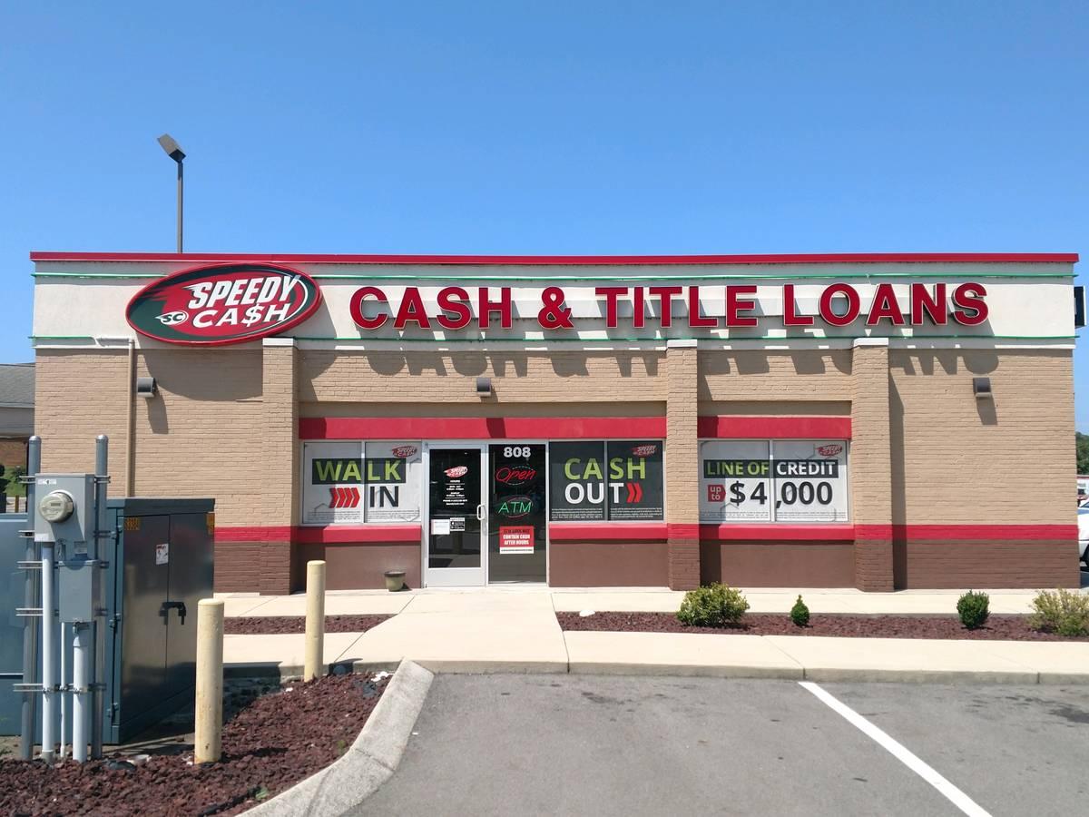 Speedy Cash in Cleveland