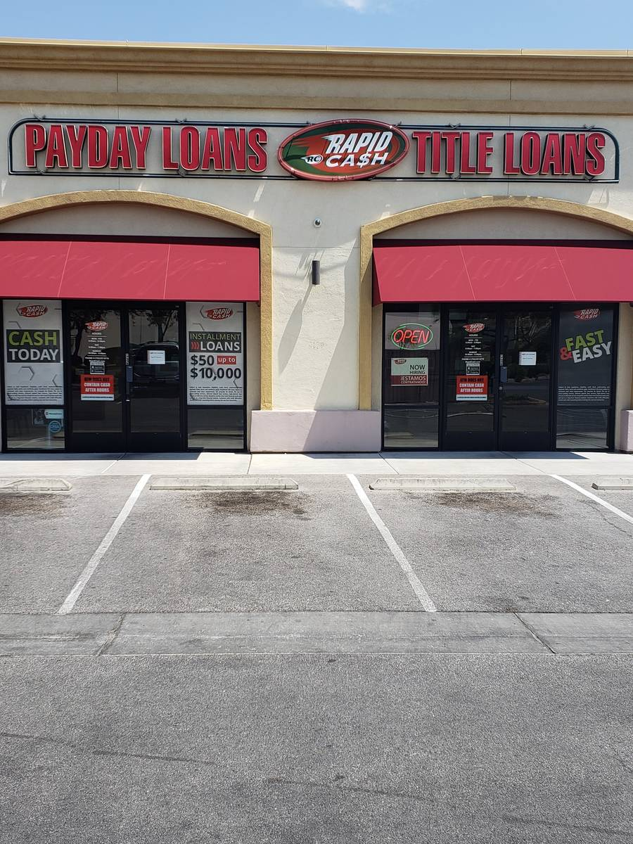 $2,500 Payday Loans Online Nevada (NV)