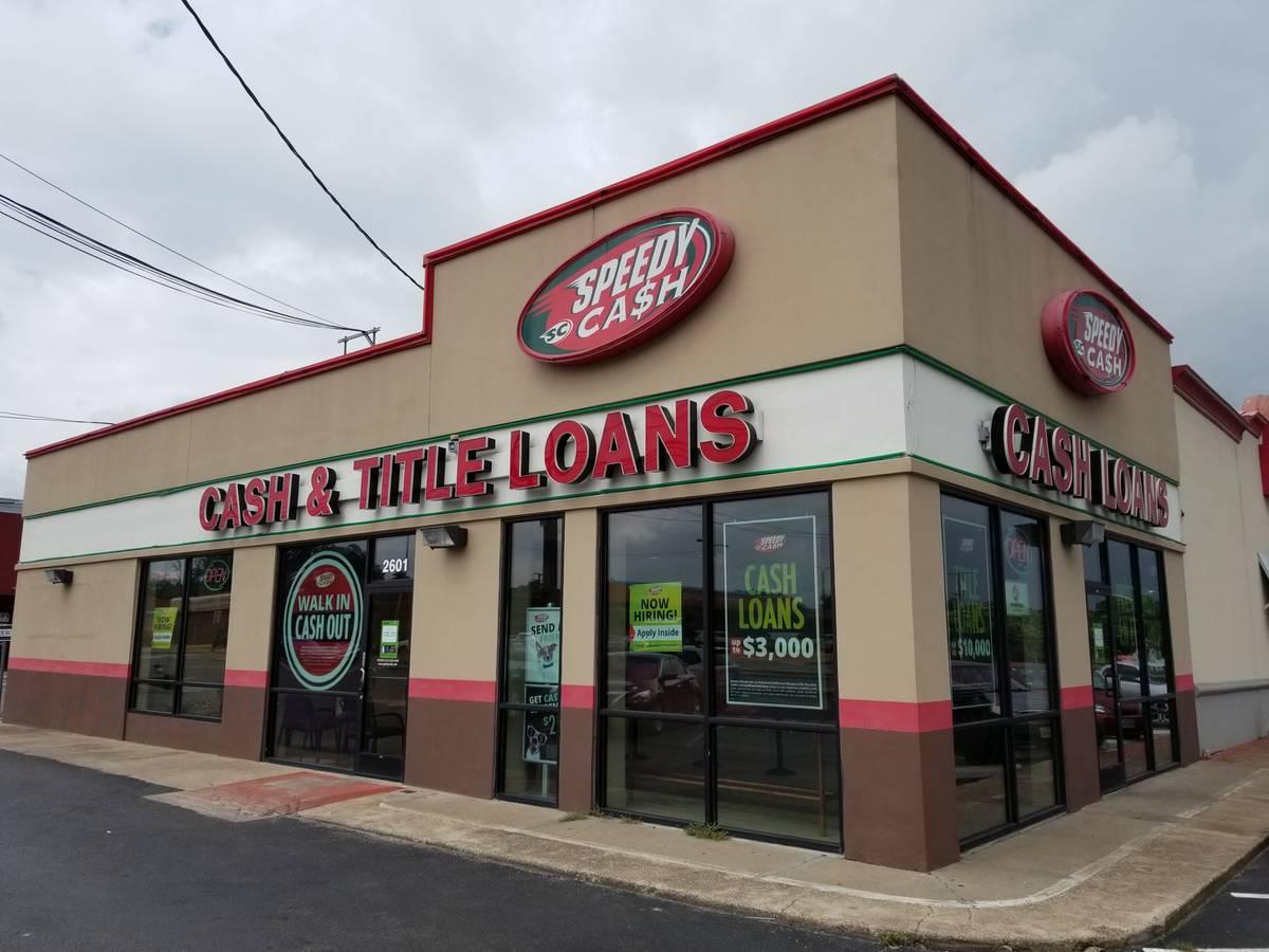 Dallas Speedy Cash Store